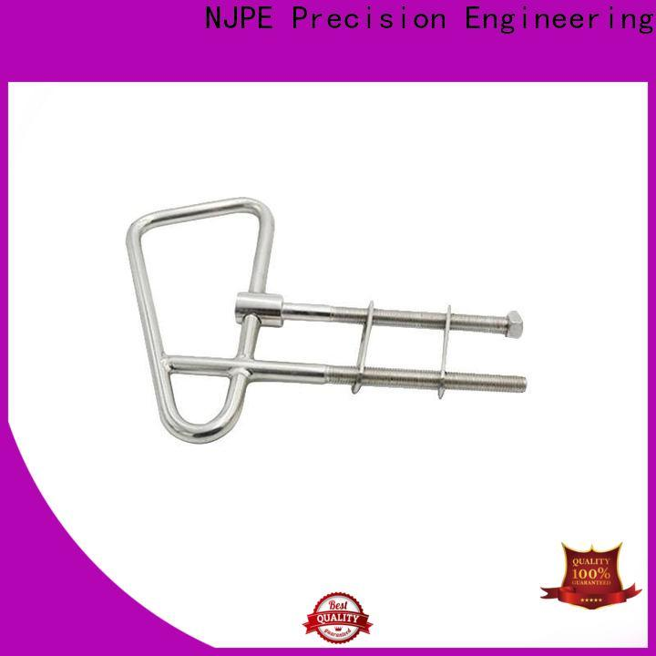 NJPE high efficiency sheet metal shaping factory for automobile