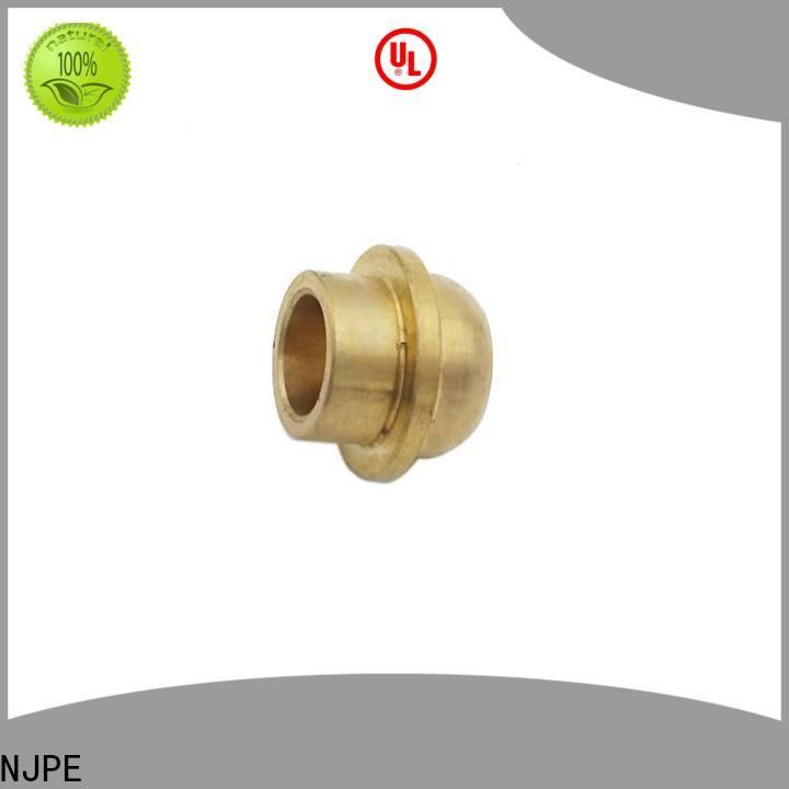 NJPE steel best cnc mill manufacturer for equipments