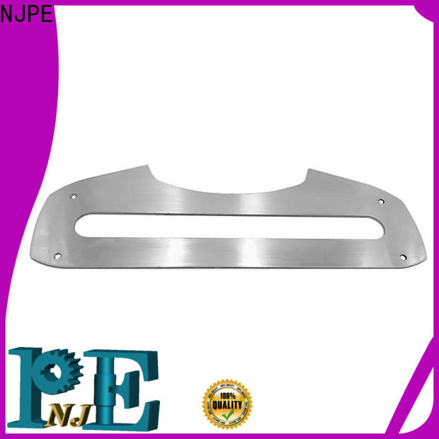 NJPE New precision metal stamping manufacturer for equipments