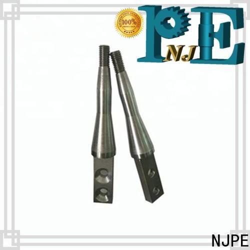 NJPE security ideal cnc machining overseas market for air valve