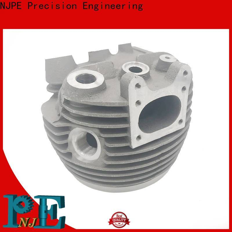 NJPE die fast machining vendor for industrial automation