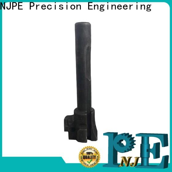 NJPE durable casting and forging manufacturers for industrial automation