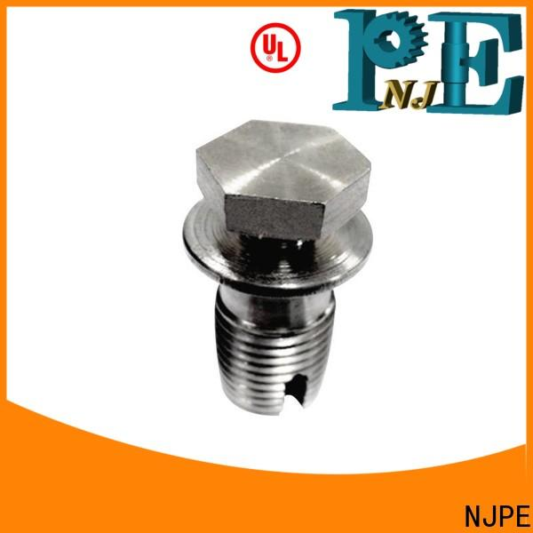 NJPE shaft cnc full form in hindi in china for automobile
