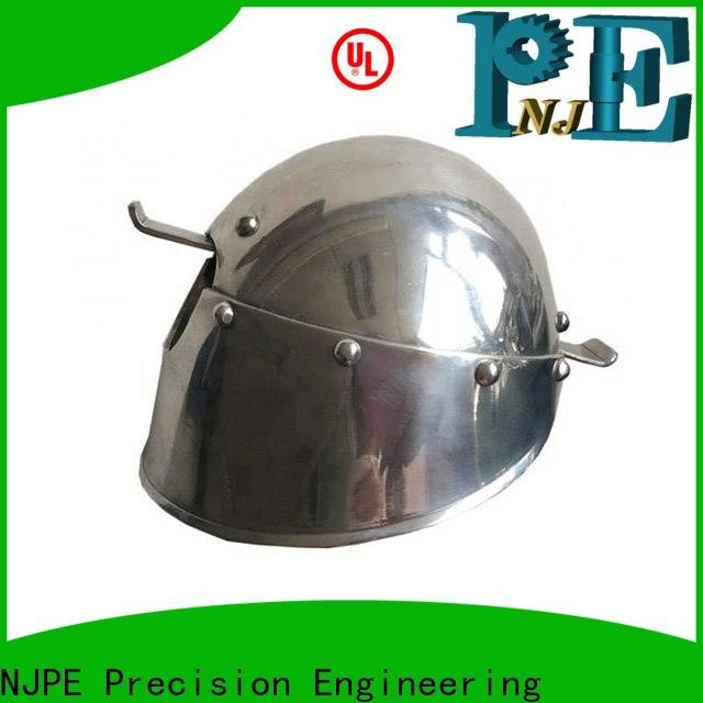 NJPE box copper stamping supply for industrial automation