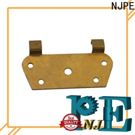NJPE generator progressive stamping and fabrication simple operation for equipments