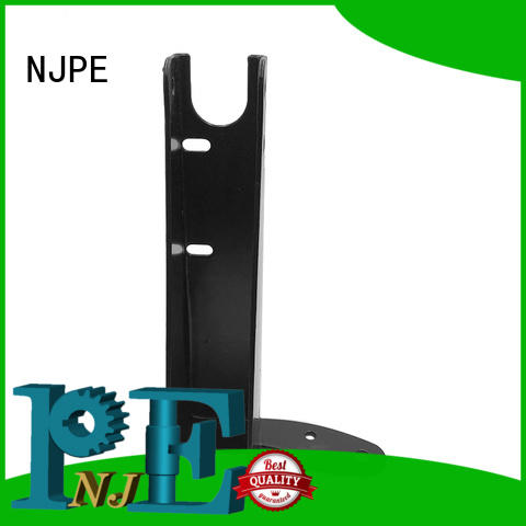 NJPE high quality steel fabrication in china for equipements