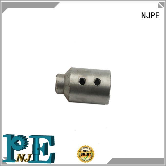 NJPE professional rapid machining simple operation for automobile