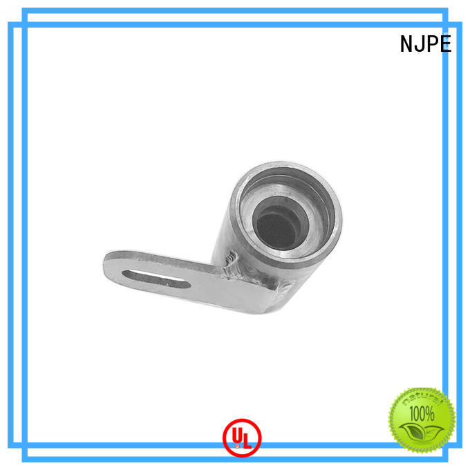NJPE widely used tube forming in china for air valve