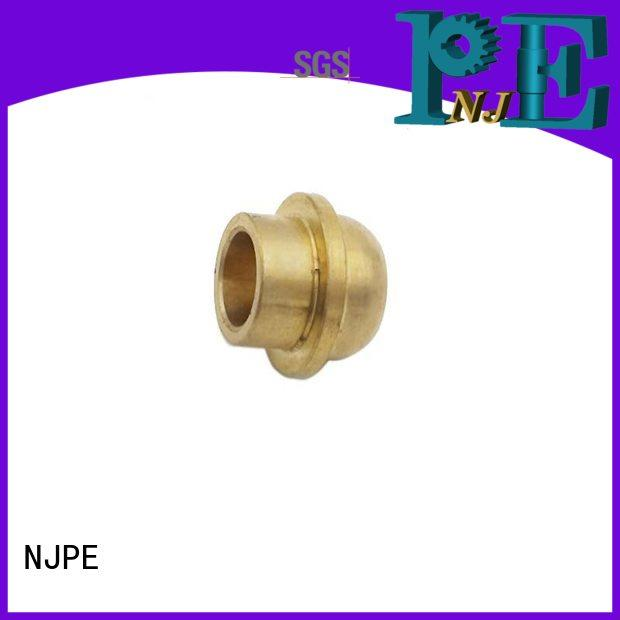 NJPE Top aluminum machining manufacturer for industrial automation