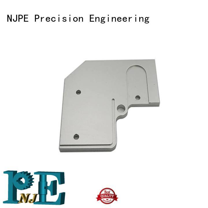 machining prototype machining cnc for air valve NJPE