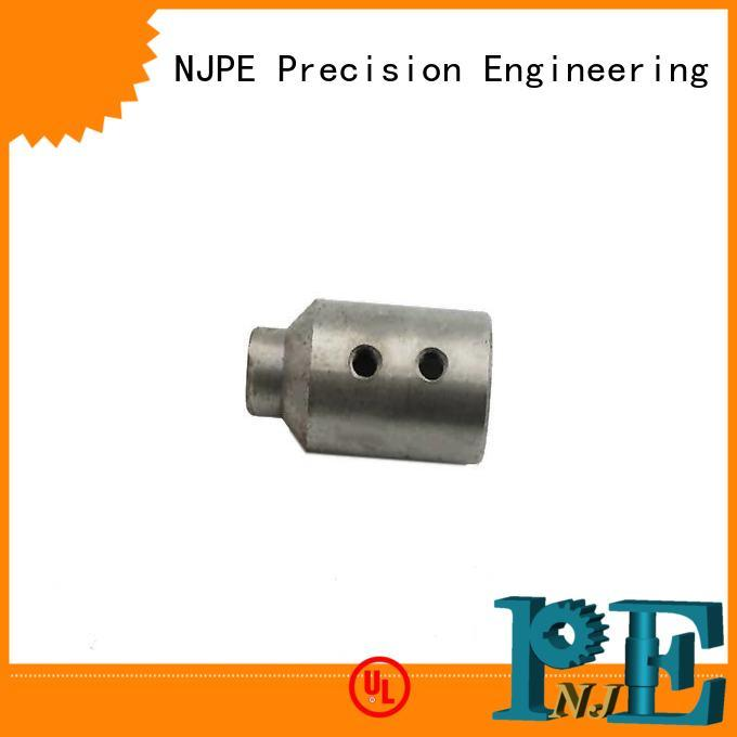 smooth cnc aluminum valve for sale for equipments
