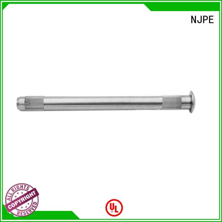 screw forging parts factory price for automobile NJPE