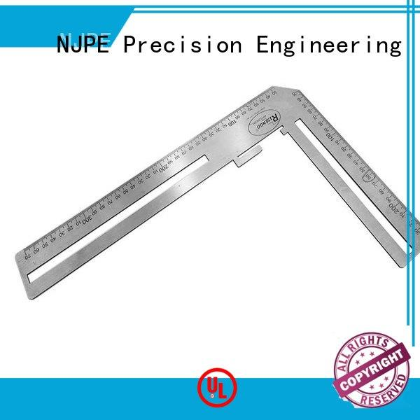 NJPE Custom quality stamping and machining for business for industrial automation