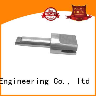 NJPE shaft cnc parts manufacturer for equipments