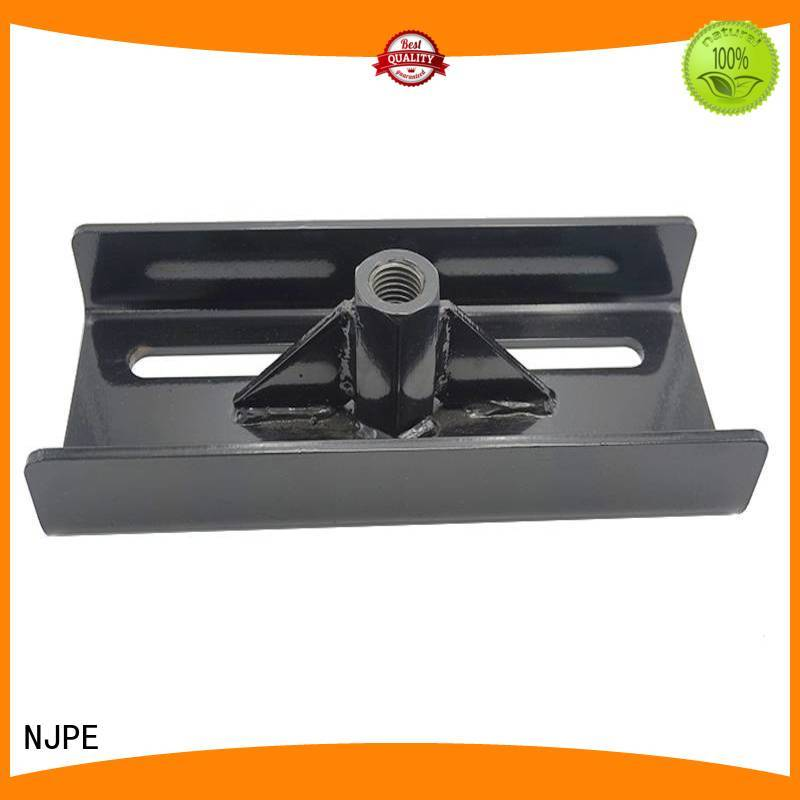 NJPE high efficiency sheet fabrication from china for industrial automation