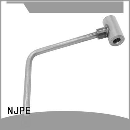 NJPE Custom pipe bending calculator factory for air valve