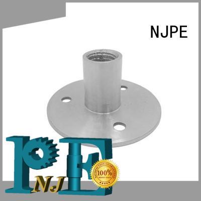 NJPE valve cnc drill company for automobile
