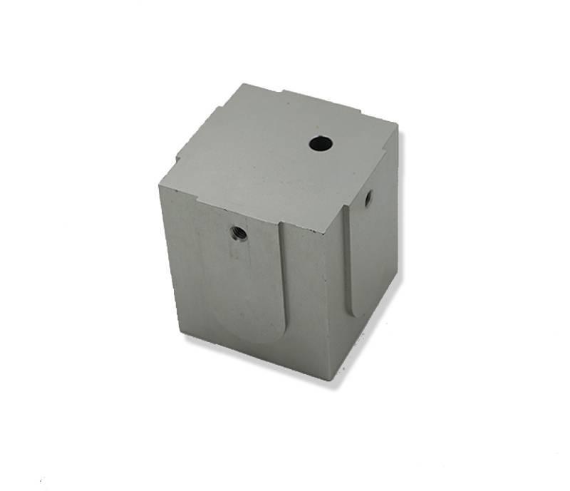 custom precision machining camera housing part