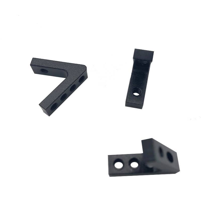 machining parts precision machining tiny angle bracket