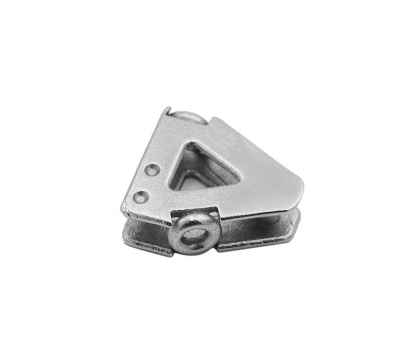OEM machining and welding stainless steel welded angle bracket parts