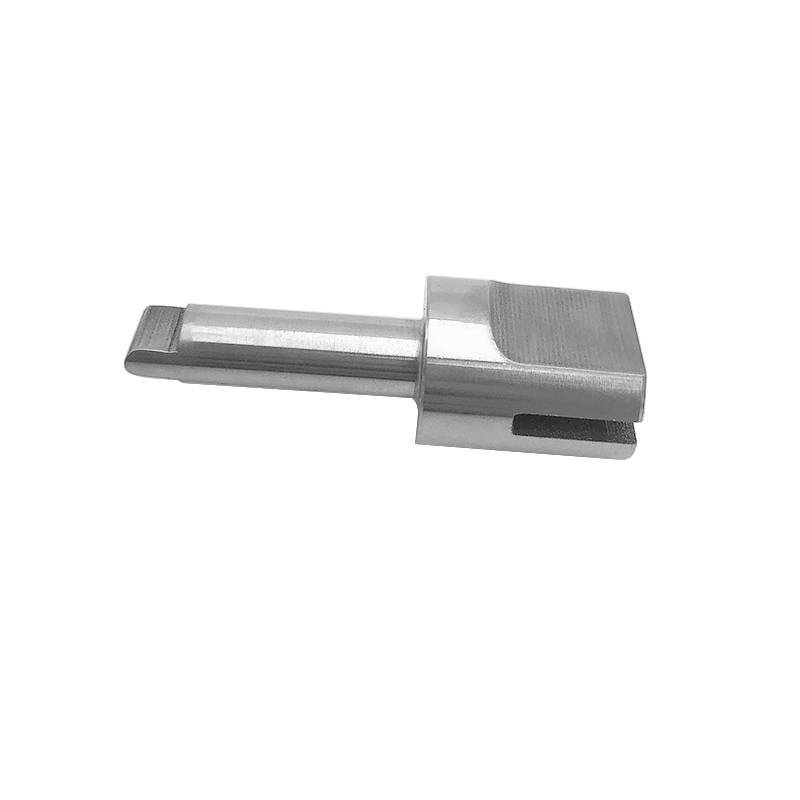 Customized high precision CNC machining and milling SS304 shaft