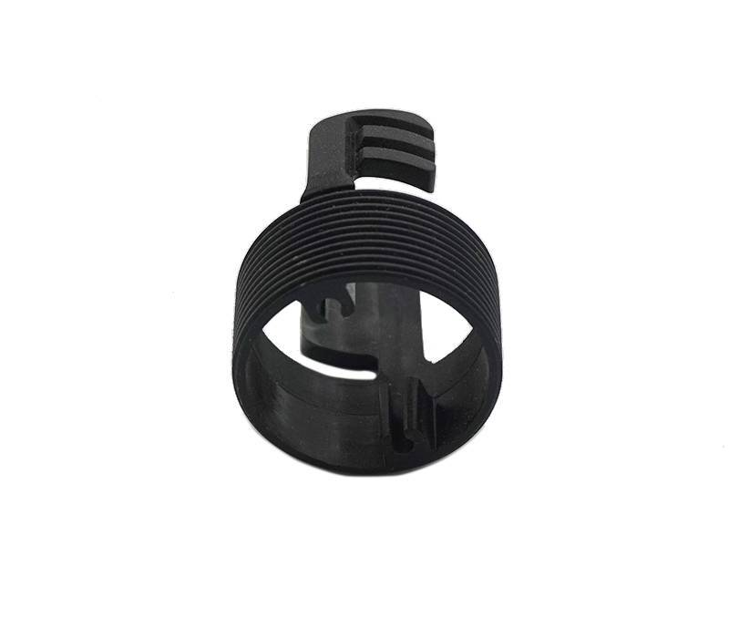 OEM precision injection ABS plastic filter
