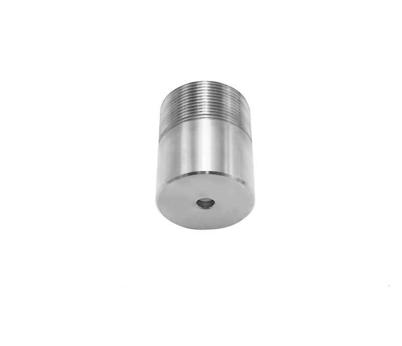 precision machining services SS304 closing cap high quality