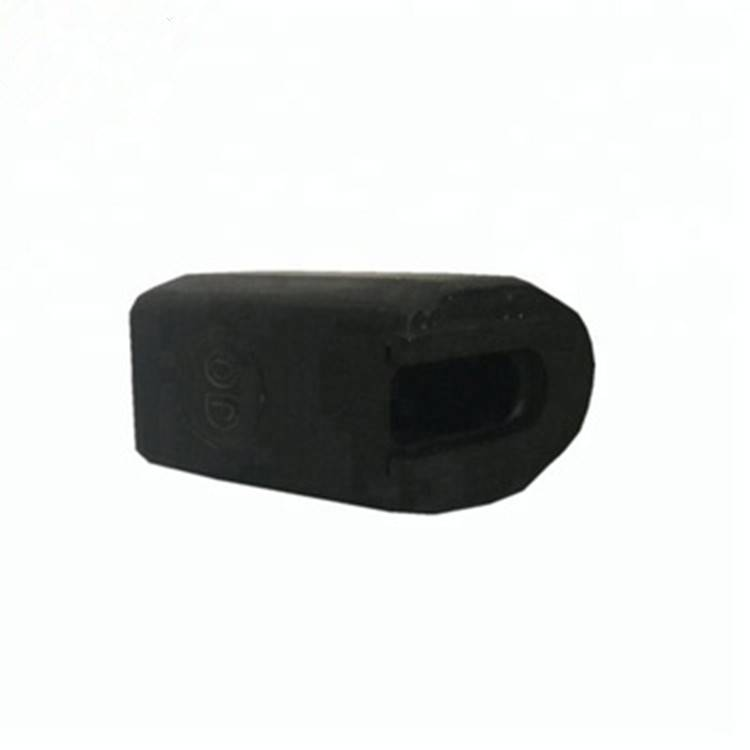 plastic machining black ABS shell