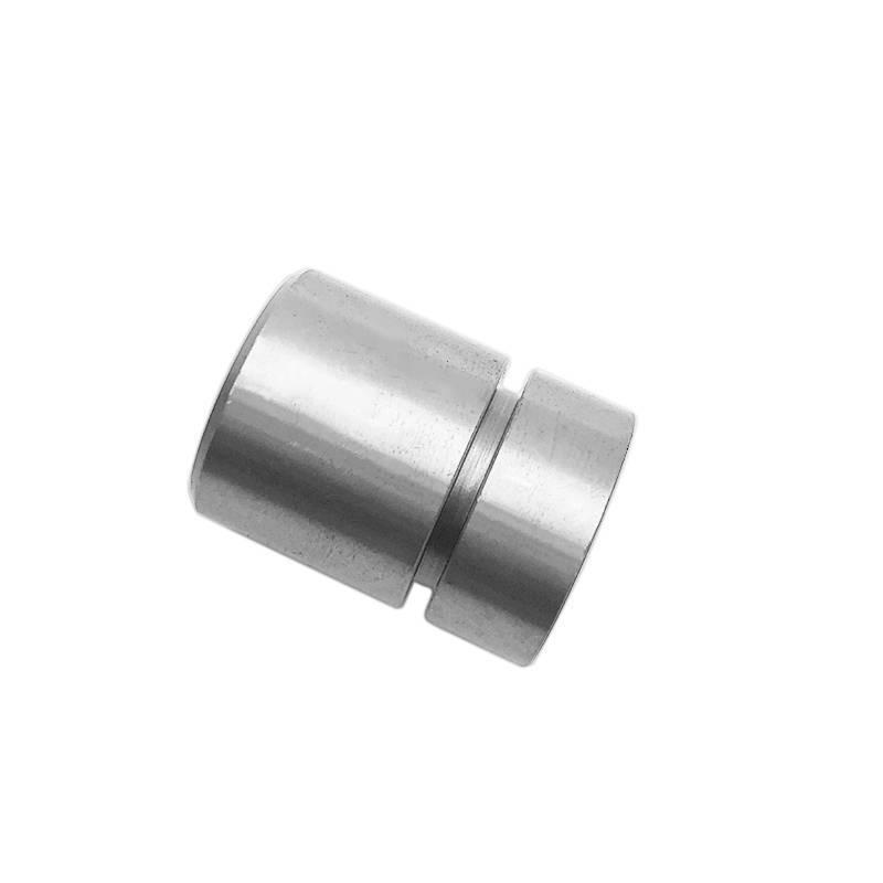 Custom tube steel welding sleeve for engine oil pipe