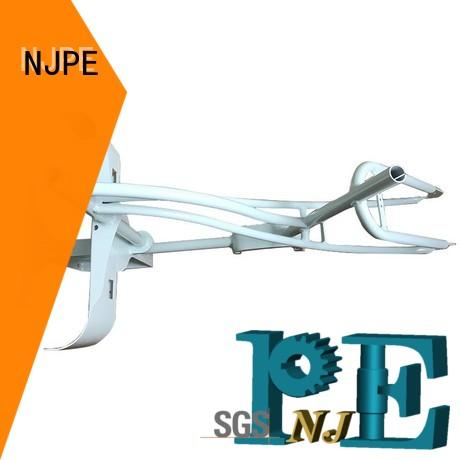 flexible custom steel fabricationbracket from china for air valve