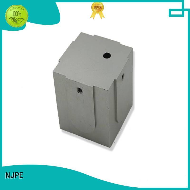 NJPE machined cnc machinist schools near me for business for air valve