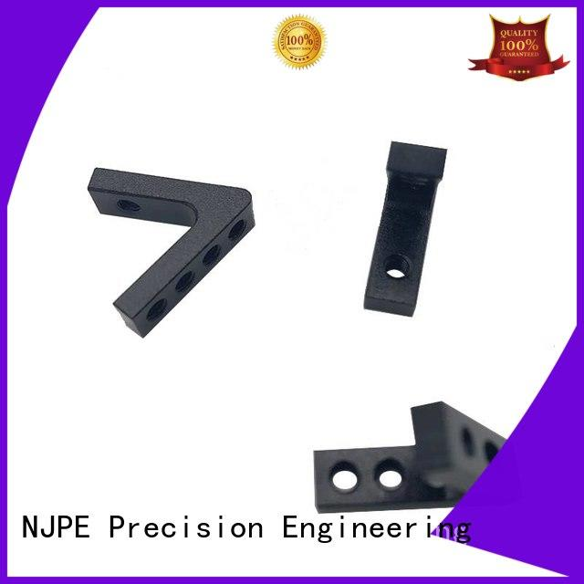 NJPE lathe aerospace precision machining factory price for equipments