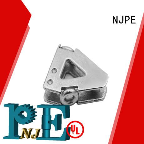 NJPE cnc kickstarter laser cutter company for equipments