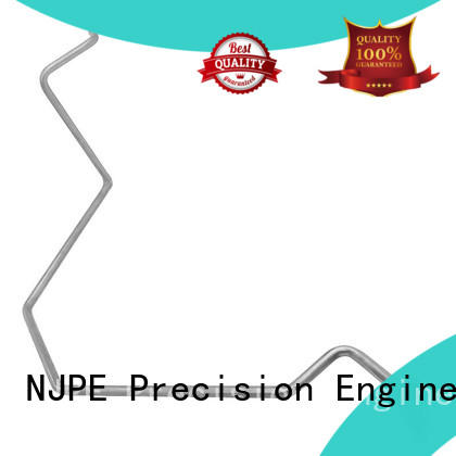 NJPE pipe bending software overseas market for air valve