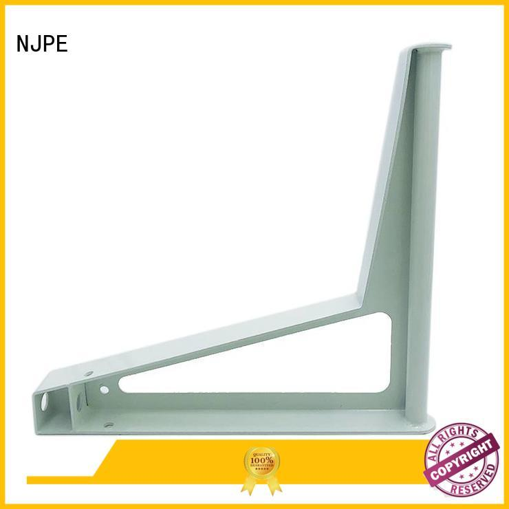 NJPE flexible custom sheet metal fabrication marketing for automobile