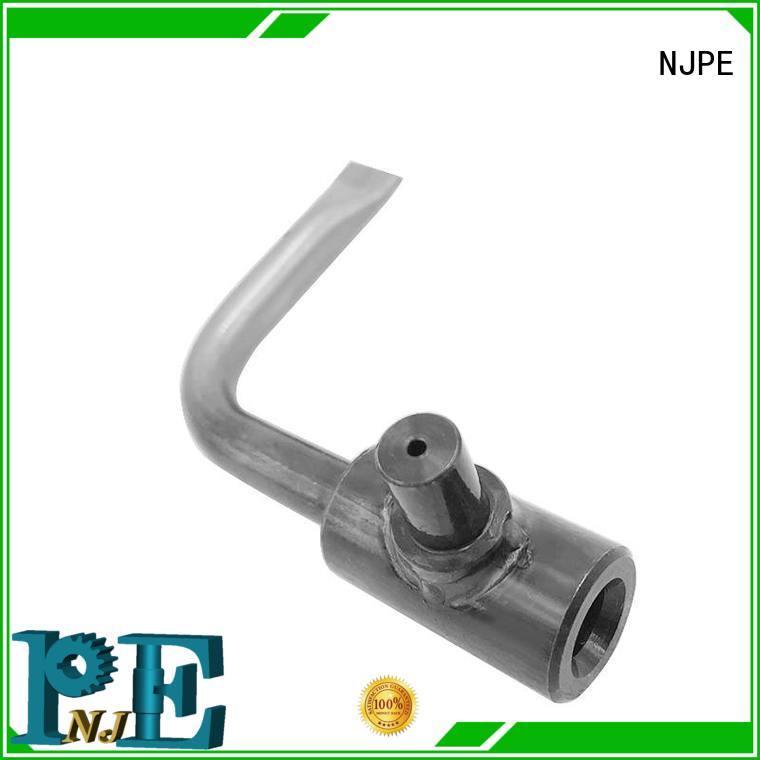NJPE Best mandrel bent stainless steel tubing factory for equipments