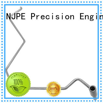 NJPE tube bending tools hand marketing for industrial automation