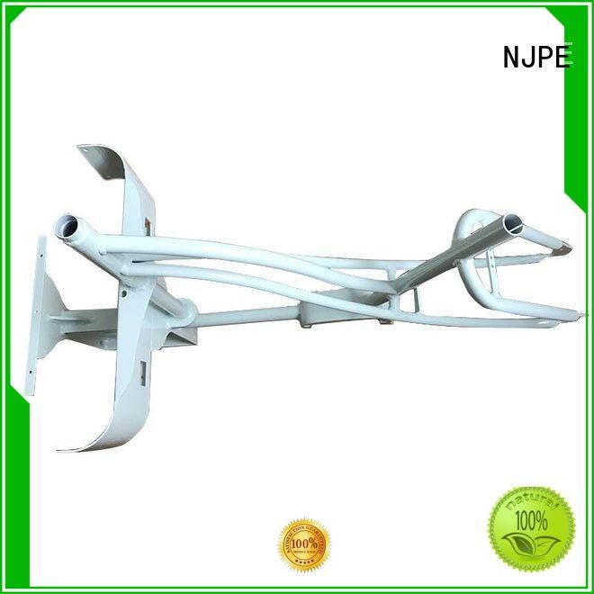 NJPE solid fabricated metal products company for air valve