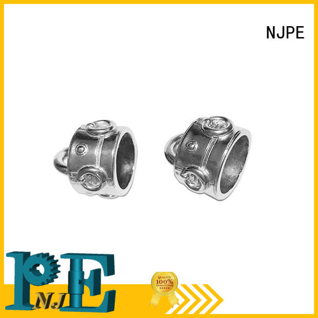NJPE Latest cheap cnc machining service in china for automobile