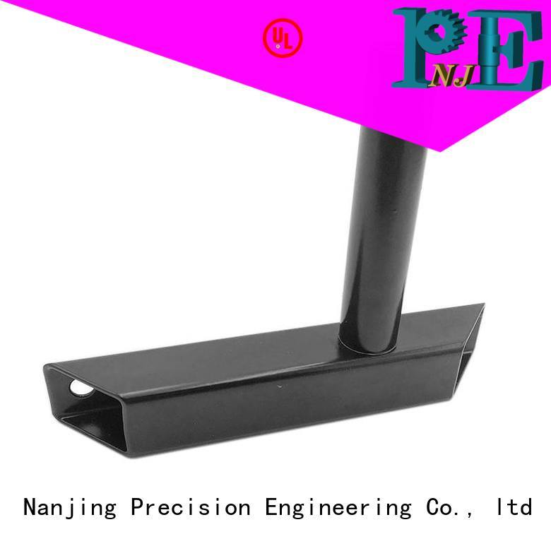 NJPE hook commercial sheet metal overseas market for industrial automation
