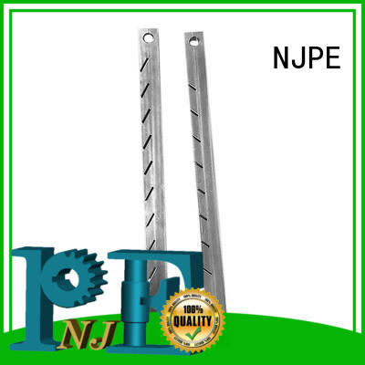 NJPE aluminum best cnc manufacturers simple operation for air valve