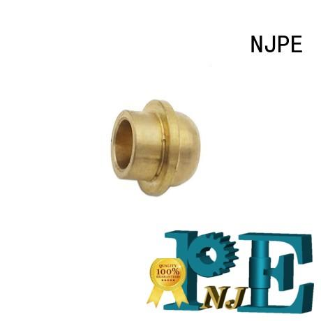 NJPE New amazing cnc machining factory for air valve