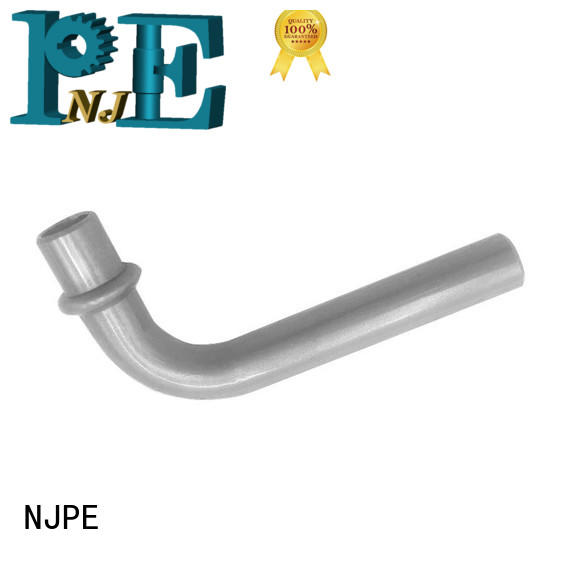 NJPE accurate tube bending shop now for industrial automation