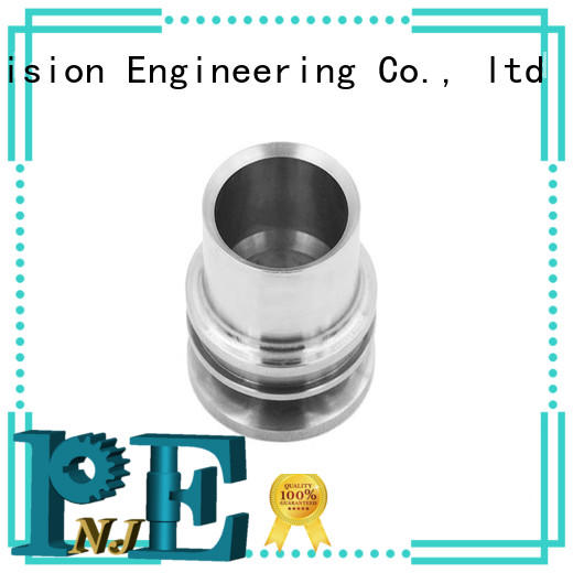 NJPE security custom machining for sale for air valve