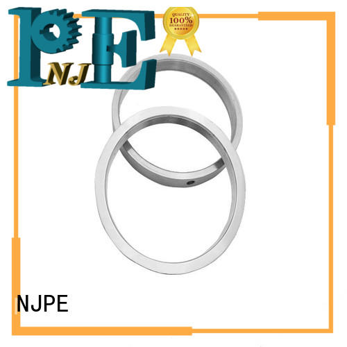 NJPE powerful advance cnc machining in china for air valve