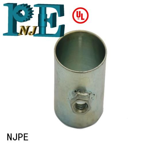 NJPE New sheet metal fabrication calculation pdf in china for air valve