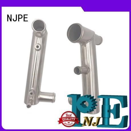 NJPE adjustable tulsa tube bending overseas market for industrial automation