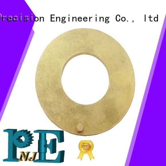 NJPE powerful cnc carving energy saving for air valve