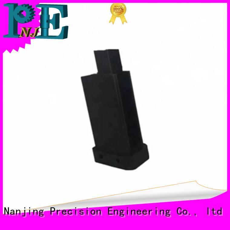 NJPE High-quality rapid cnc services company for air valve