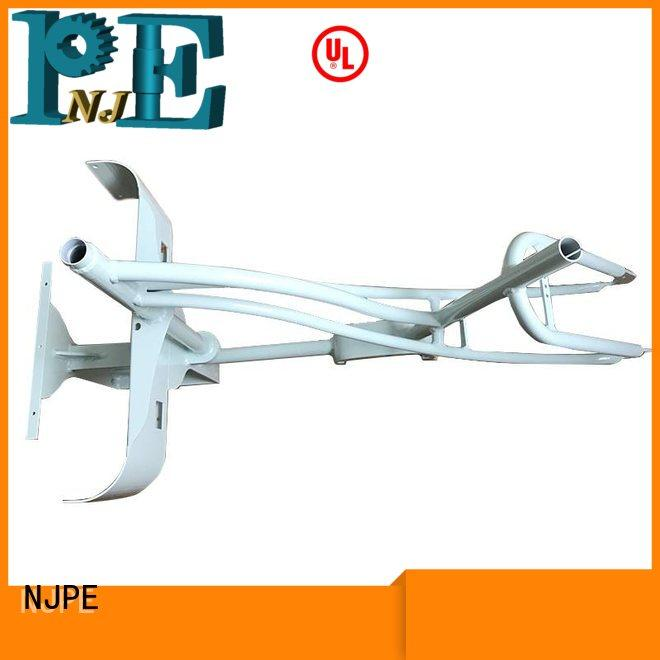 NJPE high quality precision steel fabrication vendor for industrial automation